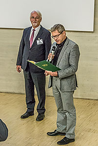 Hückel Award Photo 1