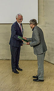 Hückel Award Photo 2