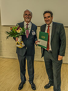 Hückel Award Photo 4