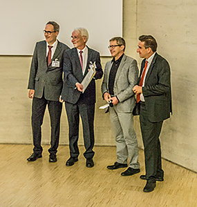 Hückel Award Photo 3