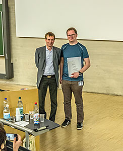 Poster Prize Photo